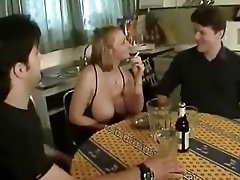 Big Boobs, Group Sex, Outdoor, Threesome