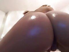 Amateur Babe Close Up Webcam