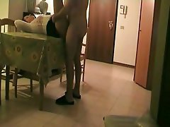 Amateur Old and Young Spanish