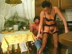 Anal German Hardcore Stockings Vintage