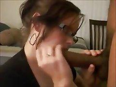 Amateur Blowjob Cuckold Cumshot