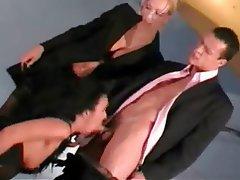 Anal Double Penetration Gangbang Hardcore