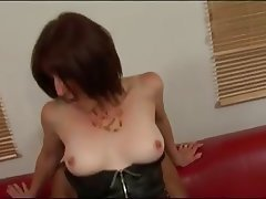 Interracial MILF Pantyhose Old and Young Stockings