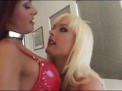 Lesbian Masturbation