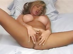 Big Boobs Masturbation Mature Pornstar