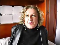 Big Boobs French Mature MILF