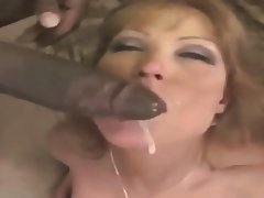 Creampie Cumshot Facial MILF Threesome