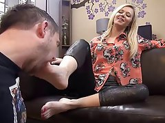 Leg domination tube videos its about