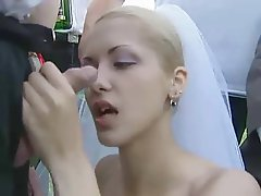 Blonde Blowjob Czech