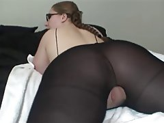 BBW Lingerie Pantyhose Stockings