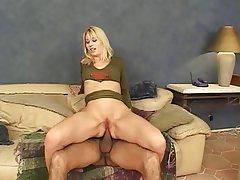 Anal Interracial Blowjob Big Boobs Blonde