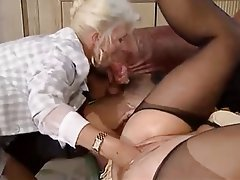 Group Sex Mature Old and Young Vintage