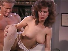 Cumshot Hairy MILF Stockings Vintage