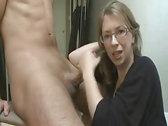 Amateur Blowjob Facial Mature Old and Young