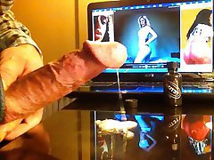 Close Up Cumshot Femdom Masturbation Orgasm