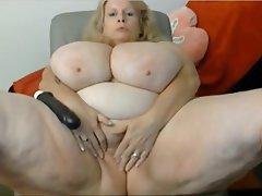 BBW Big Boobs Big Butts Blonde