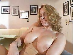 Masturbation Blonde MILF