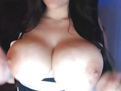 BBW Big Boobs Big Butts Brunette Webcam