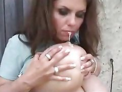 Big Boobs Brunette Nipples Softcore