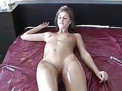 Babe Hardcore Small Tits Threesome