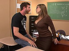 Office, Teacher, Hardcore, MILF