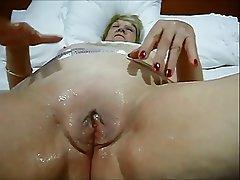 Amateur Blowjob Granny Masturbation