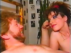 Big Boobs Blonde German Vintage