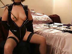 Amateur BDSM Spanking MILF