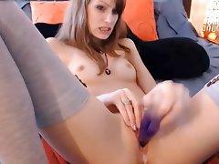 Amateur Masturbation Skinny Small Tits