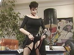 BDSM Femdom Handjob MILF Vintage