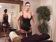 Amateur Bisexual Femdom