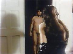 BDSM Femdom Hairy Spanking