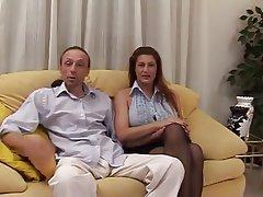 Anal Italian Mature MILF Pantyhose