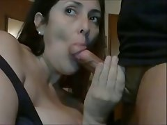 Amateur Blonde Blowjob Handjob