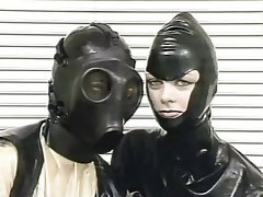 Blowjob Latex Big Boobs Vintage