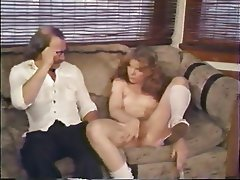Facial Hairy Old and Young Small Tits Vintage