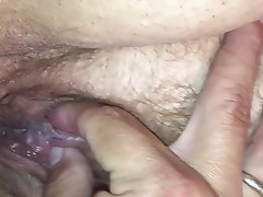BBW Close Up Hairy Mature