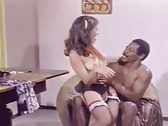 Cumshot Interracial Pornstar Stockings Vintage