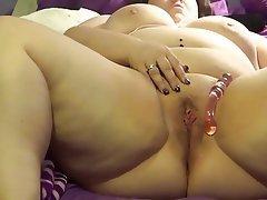 Amateur BBW Orgasm Squirt