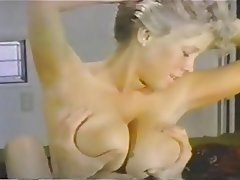 Big Boobs, Blonde, Cumshot, Pornstar, Vintage