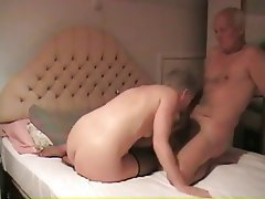 Amateur Blowjob British Granny Mature