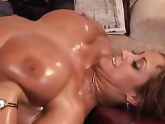 BBW Big Boobs Massage MILF
