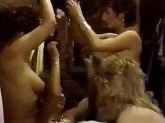 Group Sex, Lesbian, Pornstar, Vintage