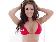 Babe Big Boobs British Brunette