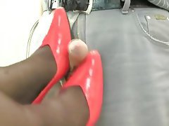 Foot Fetish Masturbation Orgasm Softcore