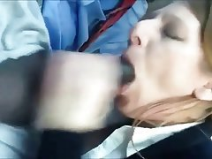 Amateur Blowjob Interracial MILF