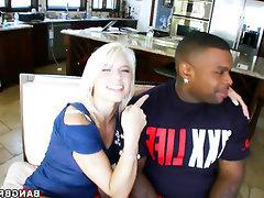 Big Ass Big Cock Blowjob Cumshot Ebony