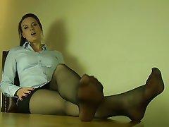 Sexy lactating tits