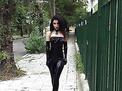 Gothic bondage Sexy girls