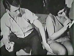 BDSM Double Penetration Group Sex Hairy Vintage